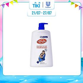Sữa Tắm Lifebuoy Chăm Sóc Da (1.1Kg)