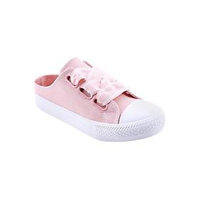 Giày Vải Nửa Gót