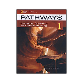Pathways 1: Listening, Speaking And Critical Thinking. Student Book