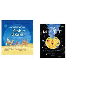 Combo 2 cuốn sách: Những câu chuyện được yêu thích nhất trong Kinh thánh + Ta mù tịt