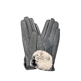 Găng tay nữ da dê thật EGW108