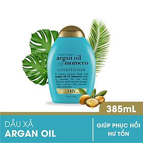 Dầu xả OGX Renewing Argan oil of Morocco 385ml -101063812