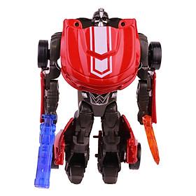 Robot Biến Hình Siêu Xe BKK 91503-YE/RD