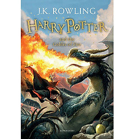 Harry Potter And The Goblet Of Fire (Harry Potter và Chiếc cốc lửa) (English Book)