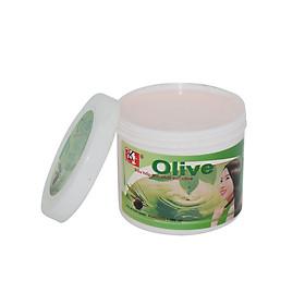 Dầu hấp dưỡng tóc LK tinh chất trái Oliu 500ml - 1000ml (Olive Repair Hair Treatment)-1