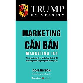 Sách - Marketing Căn Bản