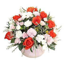 Bình hoa tươi - Bay Cao Thiên Điểu 3023