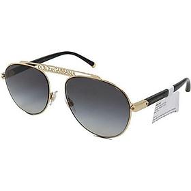 Kính mát unisex Dolce & Gabbana DG2235 chính hãng