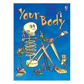 Usborne Beginners: Your Body (Hardback)