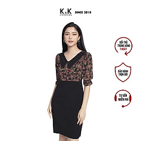 Váy Đầm Ôm Body Công Sở K&K Fashion KK103-04