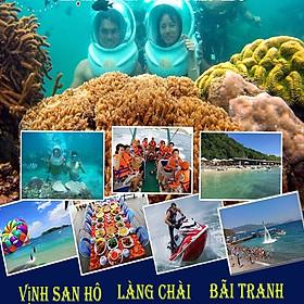 Tour Cano Lặn Ngắm San Hô