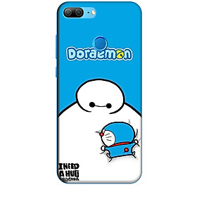 Ốp lưng dành cho điện thoại HUAWEI HONOR 9 LITE Big Hero Doraemon
