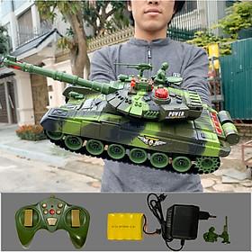Xe tăng điều khiển từ xa T93  Model Tank05hz