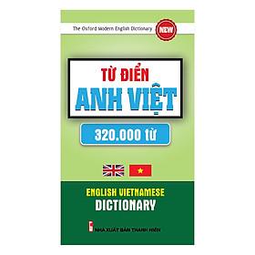 Từ Điển Anh Việt 320.000 Từ