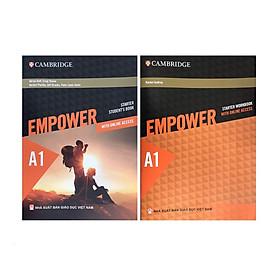 Empower A1 Starter (Student's Book+Workbook)