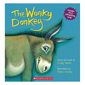 The Wonky Donkey (With CD)