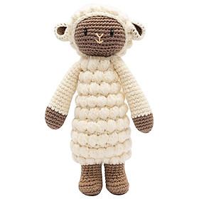 Cừu Poppy Đứng M - Bộ Màu - Poppy - WT-212CRE-M-M