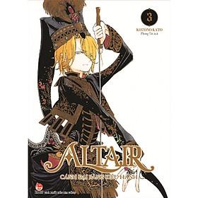 Altair – Cánh Đại Bàng Kiêu Hãnh – Tập 3
