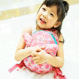 Balo mẫu giáo có cánh thiên thần cho bé trai và gái 3-5 tuổi đáng yêu – B019-4