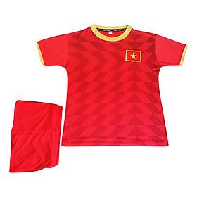 Quần Áo Đá Banh Trẻ Em Đội Tuyển Việt Nam 2019 Dễ Thương