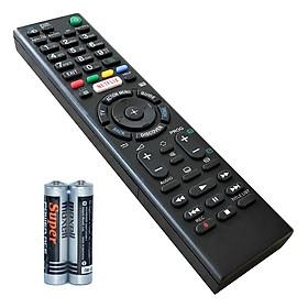 Remote Điều Khiển Dành Cho TV LED, Internet TV, Smart TV SONY RM-L1275 (Kèm pin AAA Maxell) - Hàng nhập khẩu