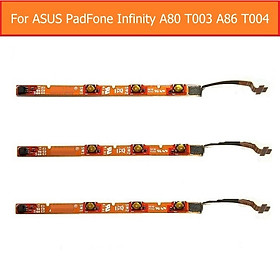 Volume and Power Switch Button flex cable For Asus PadFone Infinity A80 T003 T004 Lock Screen side Keypad Flex Cable replacement