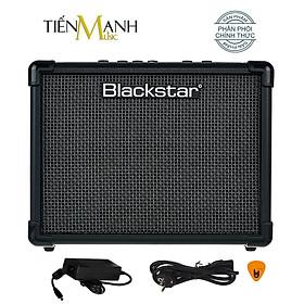 Amply Guitar Điện Blackstar ID-Core 10 V3 (10W) Ampli Đàn Electric Solo Stereo Combo Amplifier BA191050 Hàng Chính Hãng - Kèm Móng Gẩy DreamMaker