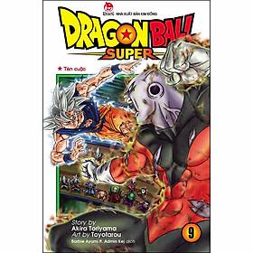 Dragon Ball Super Tập 9: Tàn Cuộc