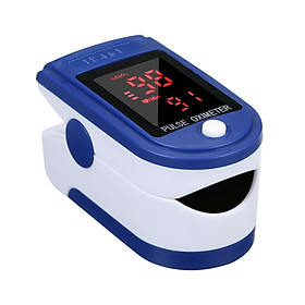 Máy đo huyết áp dạng kẹp ngón tay  L-ED Display Mini SpO2 Monitor Oxygen Saturation Monitor Pulse Rate Measuring Mini