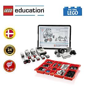 Bộ Lập Trình Và Lắp Ráp Robot LEGO EDUCATION EV3 Cơ Bản - 45544 (541 Chi Tiết)