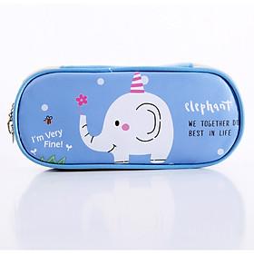 Túi Đựng Bút Hàn Quốc 4 Màu Đáng Yêu. Đồ Dùng Học Tập Dành Cho Trẻ Mầm Non Và Tiểu Học STPC35NYN165