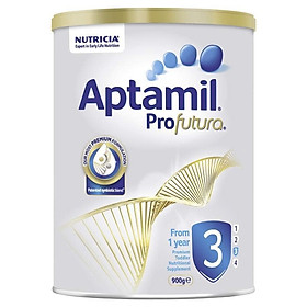 Sữa Bột Aptamil Profutura Úc số 3 Cho bé Từ 6- 12 tháng giàu dinh dưỡng, có hàm lượng canxi cao giúp bé phát triển chiều cao và cân năng, sữa mát và dễ hấp thu, tiêu hóa tốt nhờ công thức bổ sung thêm men tiêu hóa giúp bé hấp thụ dễ dàng