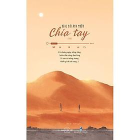 Sách - Nghe Nói Anh Muốn Chia Tay (tặng kèm bookmark)