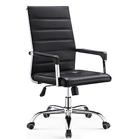 Ghế xoay da lưng cao CX4102 - Tặng Kèm 01 túi thơm Lavender treo tủ quần áo