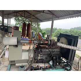 Máy phát điện khí sinh học - Biogas