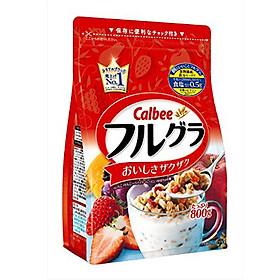 Ngũ cốc Calbee 5 màu