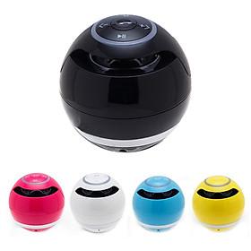 Loa Bluetooth Mini Dạng Trứng Bluetooth 360 - Model GS009 Hỗ Trợ Cắm Thẻ Nhớ Và Đàm Thoại