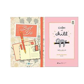 Combo 2 Cuốn Sách: Bút Đỏ + Chậm Mà Chill