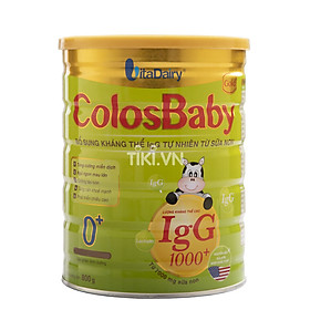 Sữa Bột VitaDairy ColosBaby Gold 0+ (800g)-0