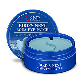 Miếng Dưỡng Da Vùng Mắt Ngăn Ngừa Lão Hóa SNP Bird'S Nest Aqua Eye Patch