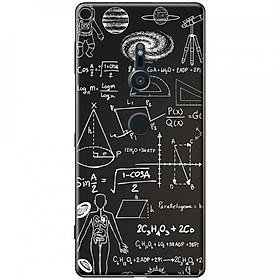 Ốp lưng dành cho Sony Xperia XZ2 mẫu Thiên văn học