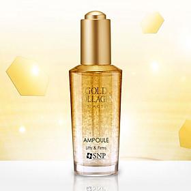 Tinh Chất SNP Gold Collagen Lift Action Ampoule