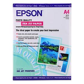 Giấy In Ảnh Epson A4 1 Mặt 50 Tờ Định Lượng 180Gsm
