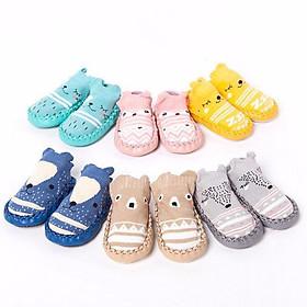 02 Đôi Tất vớ  giày cho bé Từ 03 - 07 Tháng Tuổi