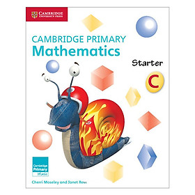 Cambridge Primary Mathematics Starter C: Activity Book