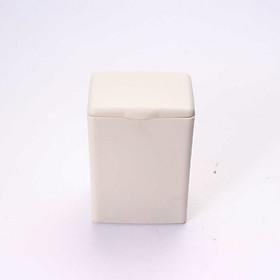 Thùng rác nhựa size nhỏ vành kẹp túi thông minh - Hàng nội địa Nhật
