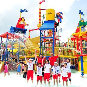 Hình đại diện sản phẩm Vé Tham Quan Theme Park Legoland