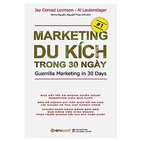 Marketing Du Kích Trong 30 Ngày (Tái Bản) (Quà Tặng Tickbook)