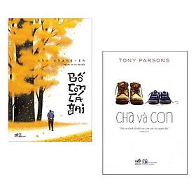Combo 2 cuốn sách văn học hay nhất: Bố Con Cá Gai + Cha Và Con ( Tặng kèm Bookmark Happy Life)