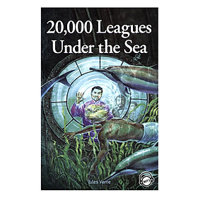 Compass Classic Readers 3: 20,000 Leagues Under the Sea (With Mp3) (Paperback)